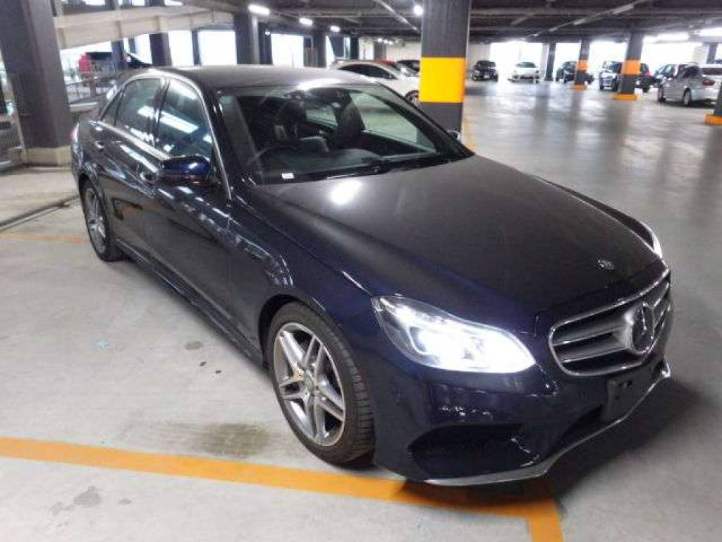 Used 2014 AT Mercedes Benz E-Class 212036C
