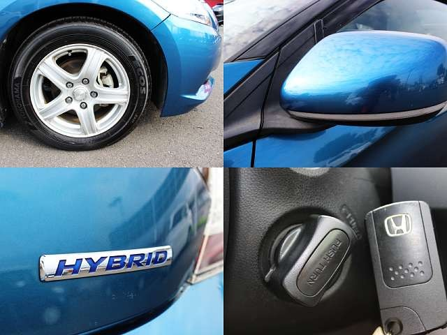 Used 2010 AT Honda CR-Z DAA-ZF1 Image[4]