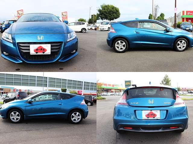 Used 2010 AT Honda CR-Z DAA-ZF1 Image[8]
