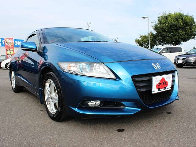 Used 2010 AT Honda CR-Z DAA-ZF1 Image[9]