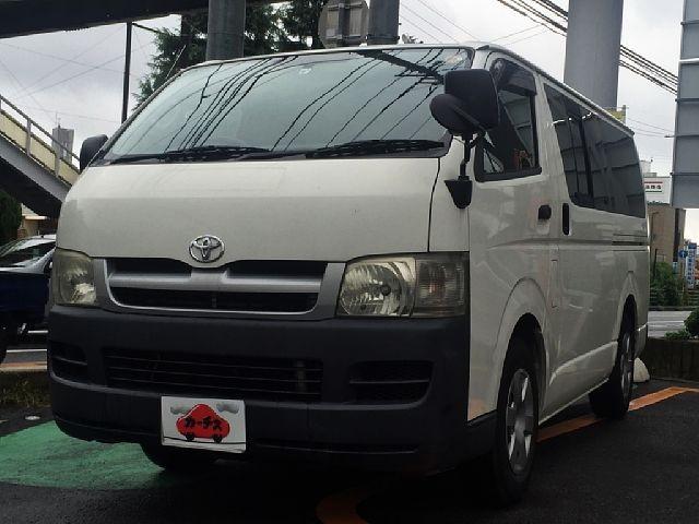 bc712f862b657a Buy Used 2006 Toyota Hiace Van KR-KDH200V (QJX00272)