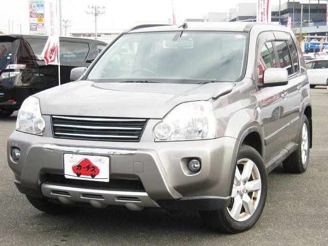 Used 2008 CVT Nissan X-Trail DBA-NT31
