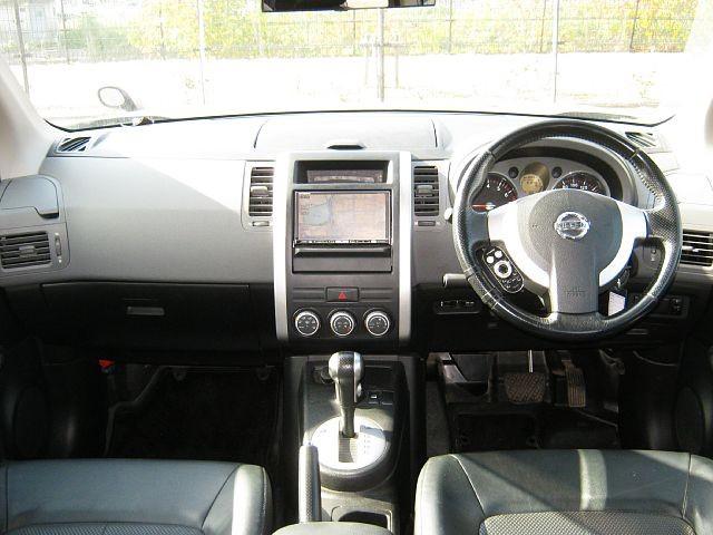 Used 2008 CVT Nissan X-Trail DBA-NT31 Image[1]