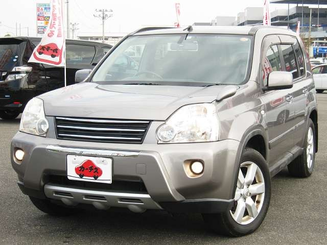 Used 2008 CVT Nissan X-Trail DBA-NT31 Image[9]
