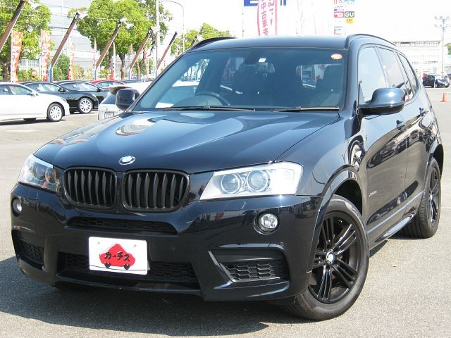 Used 2012 AT BMW X3 DBA-WX20