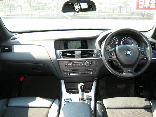 Used 2012 AT BMW X3 DBA-WX20 Image[1]
