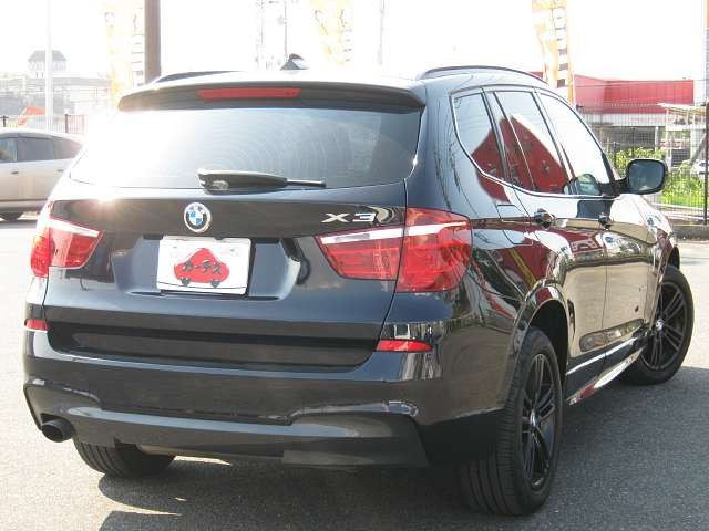 Used 2012 AT BMW X3 DBA-WX20 Image[2]