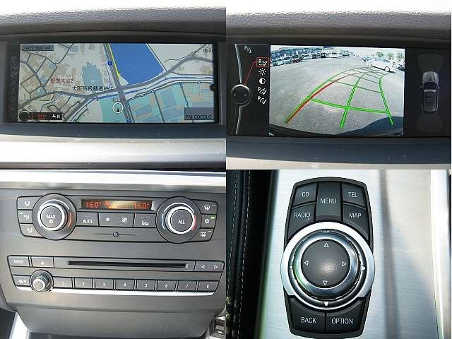 Used 2012 AT BMW X3 DBA-WX20 Image[4]