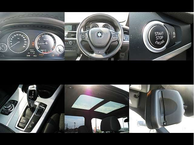 Used 2012 AT BMW X3 DBA-WX20 Image[5]