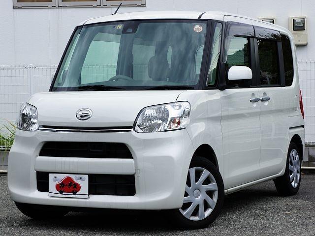 Used 2015 CVT Daihatsu Tanto DBA-LA600S