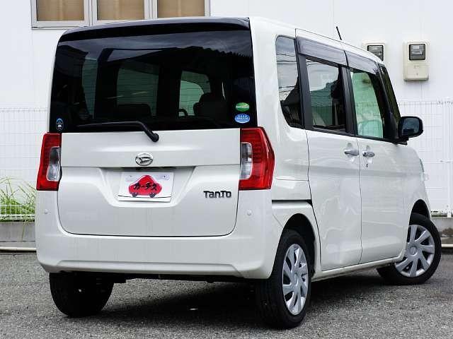 Used 2015 CVT Daihatsu Tanto DBA-LA600S Image[2]