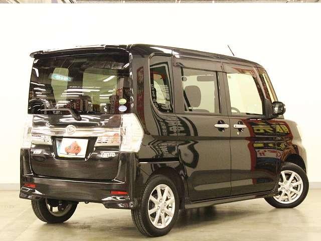 Used 2014 CVT Daihatsu Tanto DBA-LA600S Image[2]