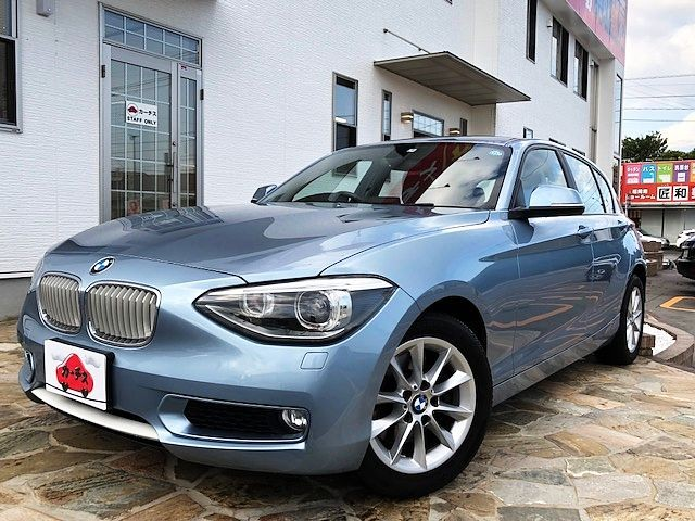 Used 2013 AT BMW 1 Series DBA-1A16