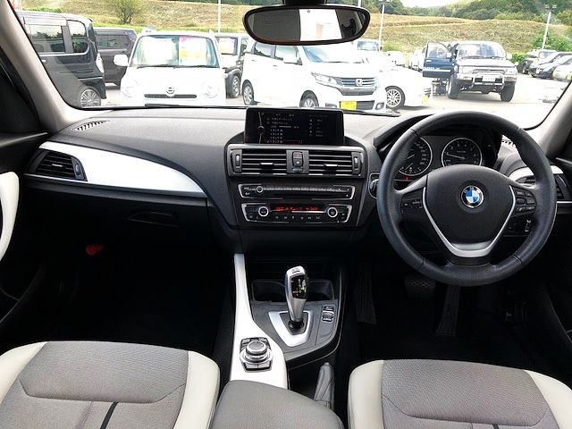 Used 2013 AT BMW 1 Series DBA-1A16 Image[1]