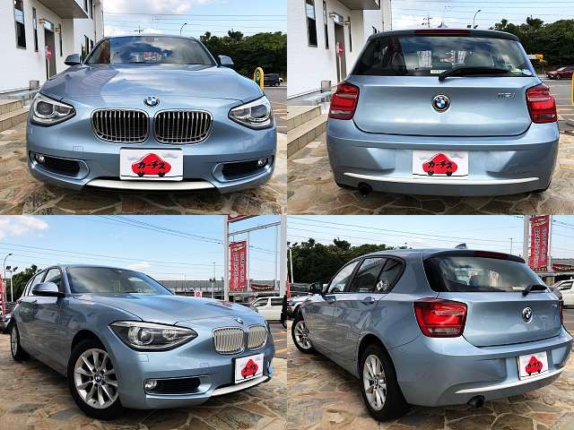 Used 2013 AT BMW 1 Series DBA-1A16 Image[6]