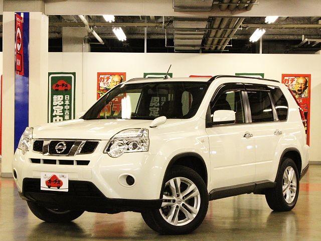 Used 2011 CVT Nissan X-Trail DBA-NT31