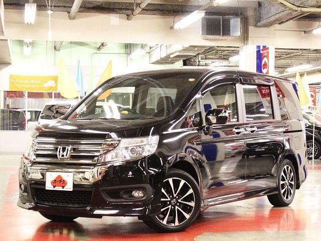 Used 2013 CVT Honda Step WGN DBA-RK5