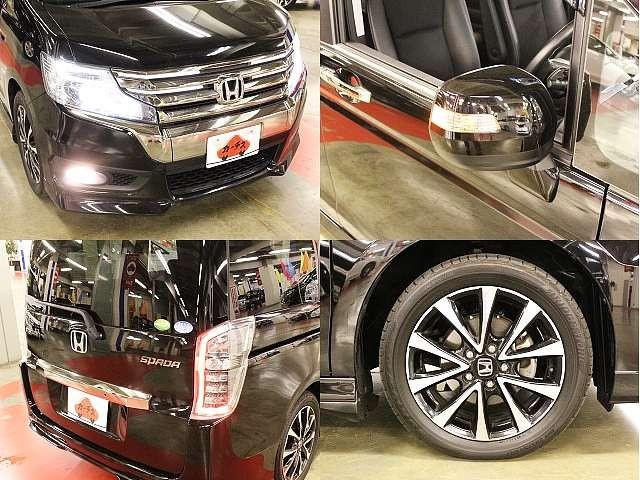 Used 2013 CVT Honda Step WGN DBA-RK5 Image[8]