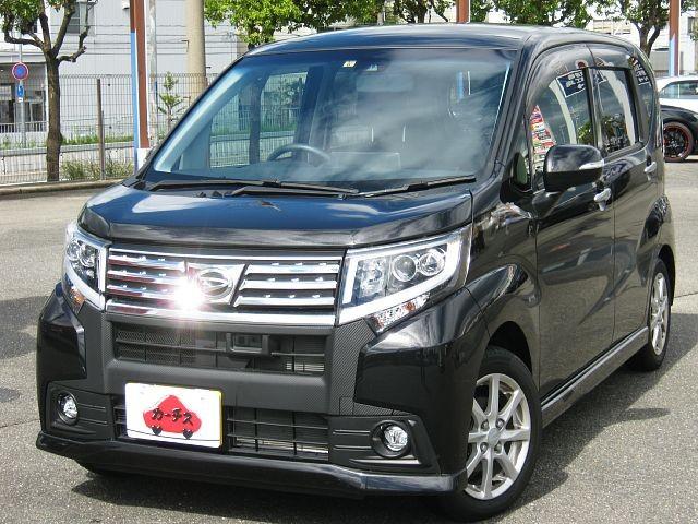 Used 2016 CVT Daihatsu Move DBA-LA150S
