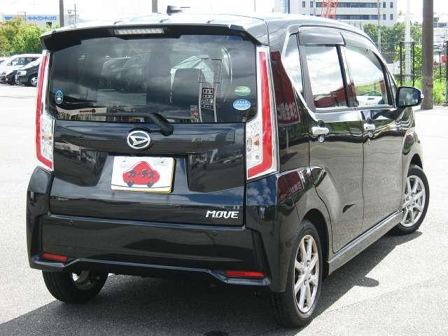 Used 2016 CVT Daihatsu Move DBA-LA150S Image[2]