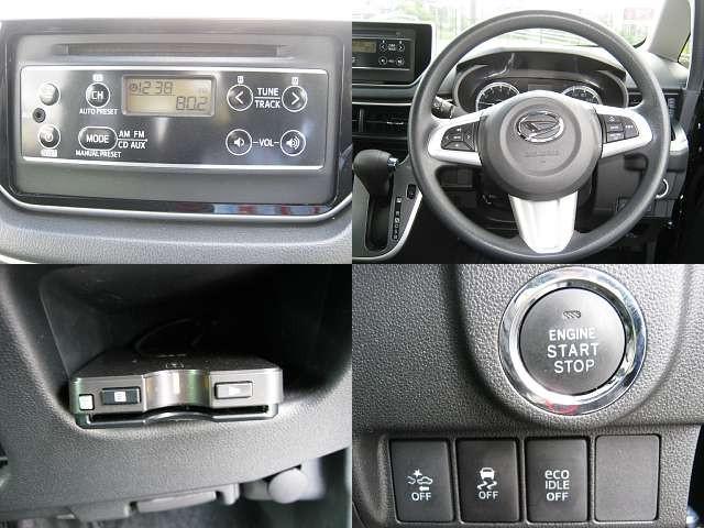 Used 2016 CVT Daihatsu Move DBA-LA150S Image[5]
