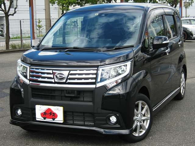 Used 2016 CVT Daihatsu Move DBA-LA150S Image[9]