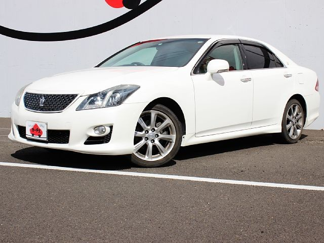 Used 2008 AT Toyota Crown DBA-GRS200