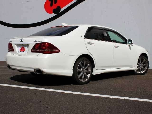 Used 2008 AT Toyota Crown DBA-GRS200 Image[2]