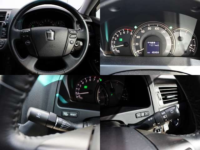 Used 2008 AT Toyota Crown DBA-GRS200 Image[4]