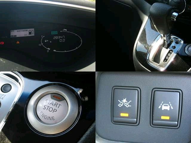 Used 2015 CVT Nissan Serena DAA-HFC26 Image[4]