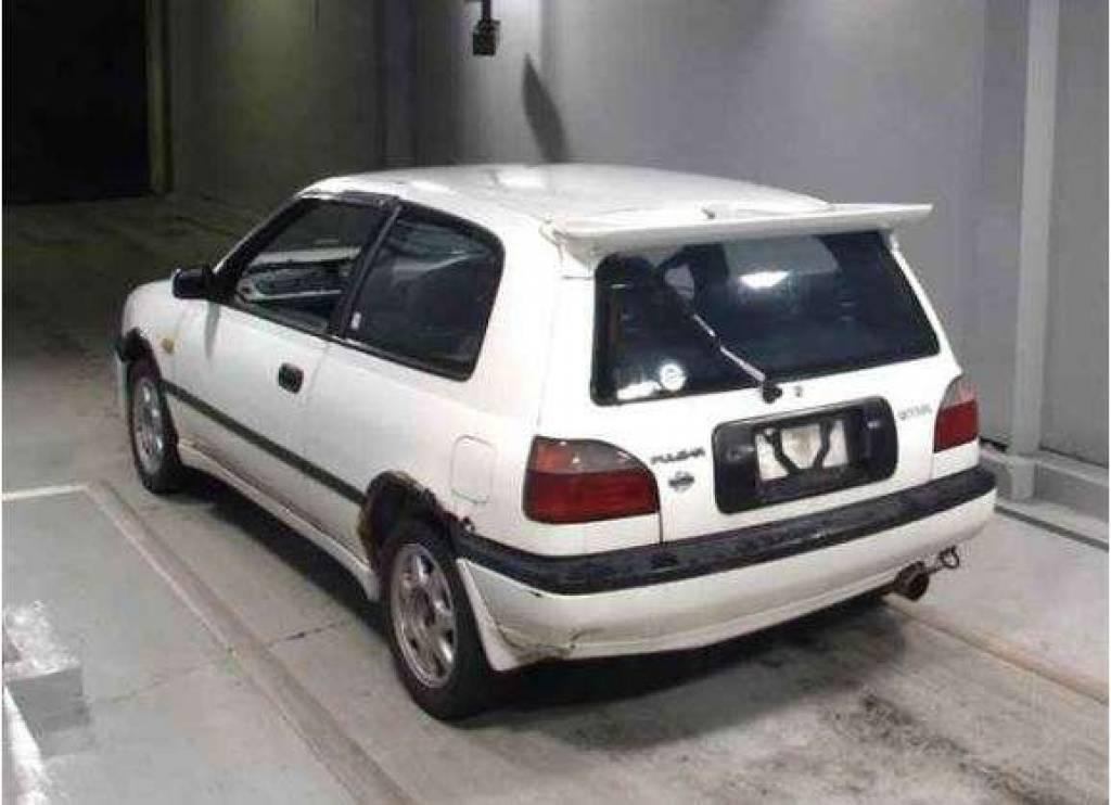 Used 1993 MT Nissan Pulser RNN14 Image[1]