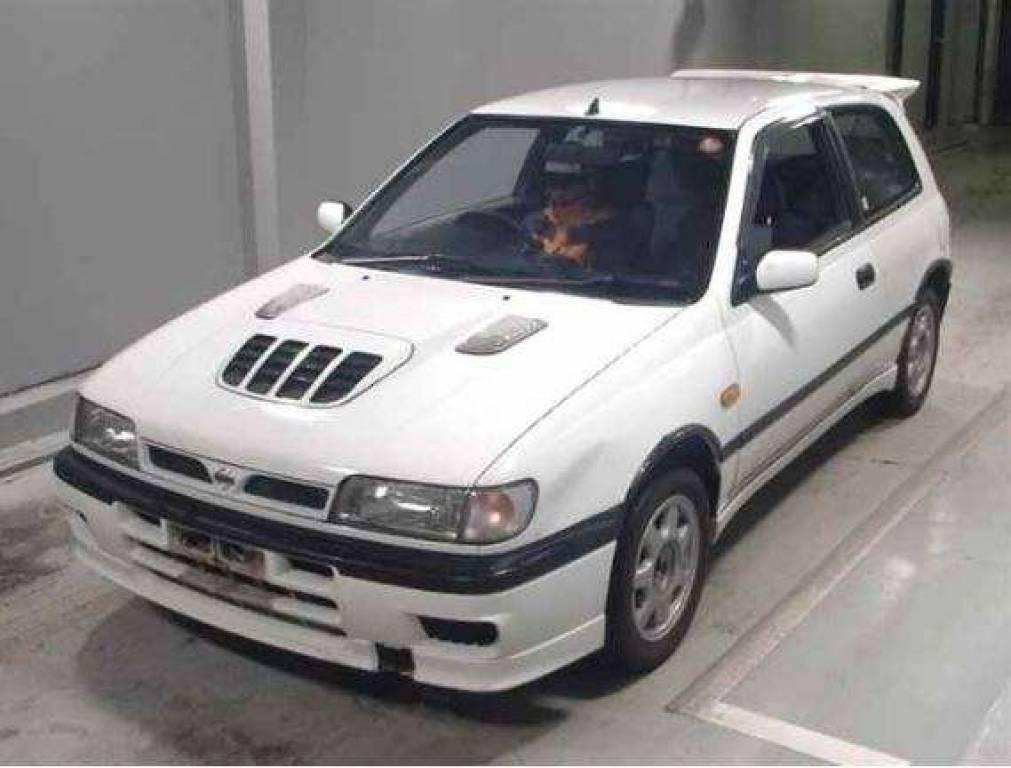 Used 1993 MT Nissan Pulser RNN14 Image[3]