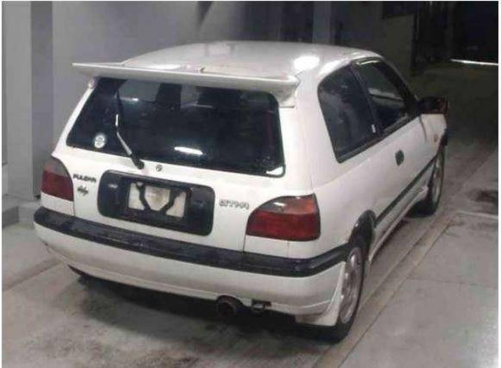 Used 1993 MT Nissan Pulser RNN14 Image[4]