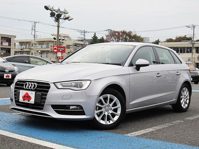 Used 2015 AT Audi A3 DBA-8VCXS