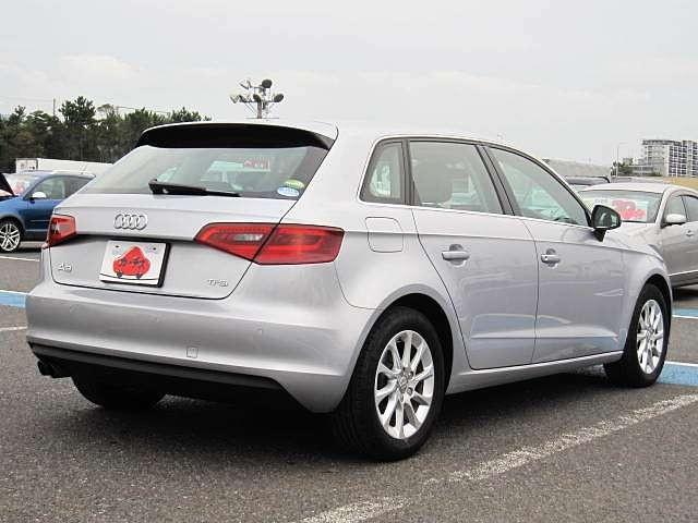 Used 2015 AT Audi A3 DBA-8VCXS Image[2]