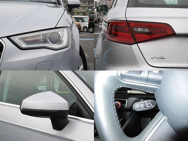 Used 2015 AT Audi A3 DBA-8VCXS Image[7]