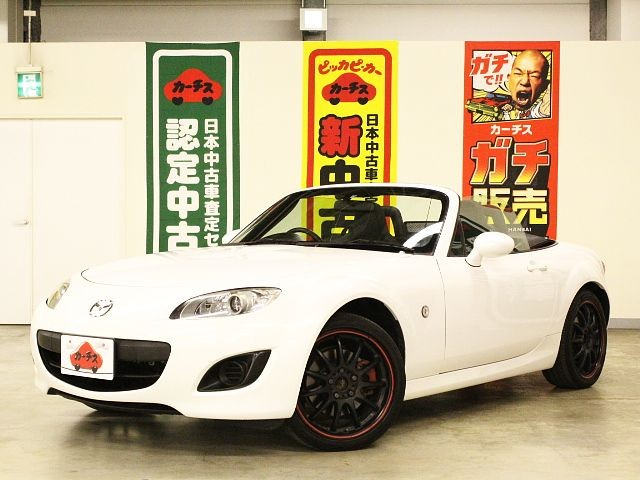 Used 2011 MT Mazda Roadster DBA-NCEC