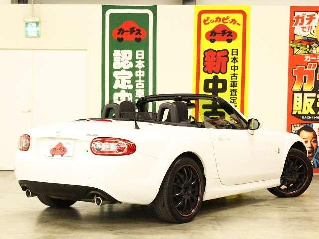 Used 2011 MT Mazda Roadster DBA-NCEC Image[2]