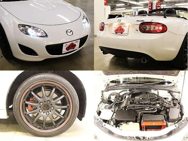 Used 2011 MT Mazda Roadster DBA-NCEC Image[8]