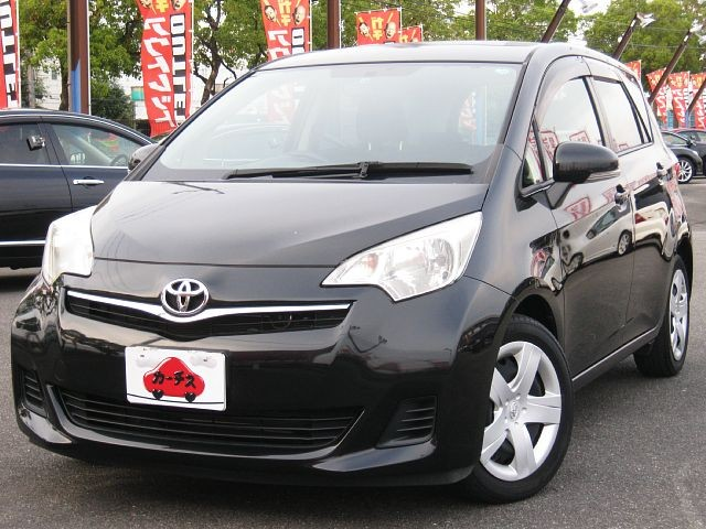 Used 2011 CVT Toyota Ractis DBA-NCP120