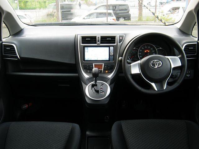 Used 2011 CVT Toyota Ractis DBA-NCP120 Image[1]