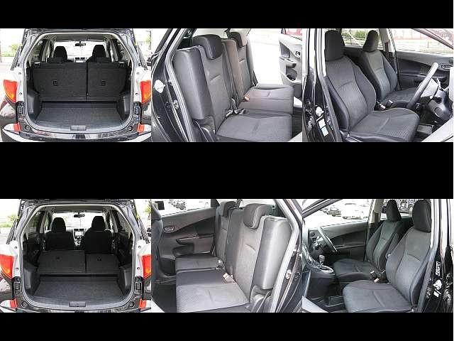 Used 2011 CVT Toyota Ractis DBA-NCP120 Image[6]