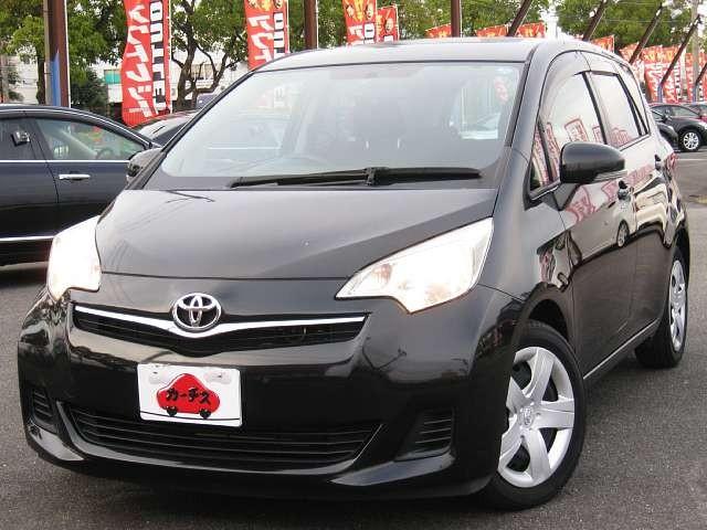 Used 2011 CVT Toyota Ractis DBA-NCP120 Image[9]