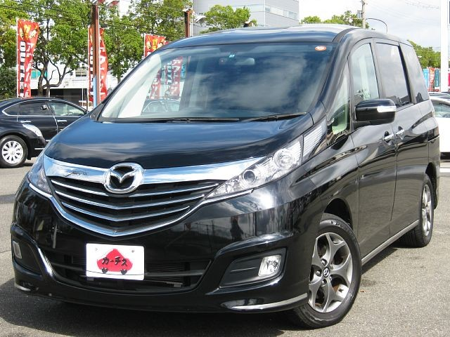 Used 2013 AT Mazda Biante DBA-CCFFW Image[0]