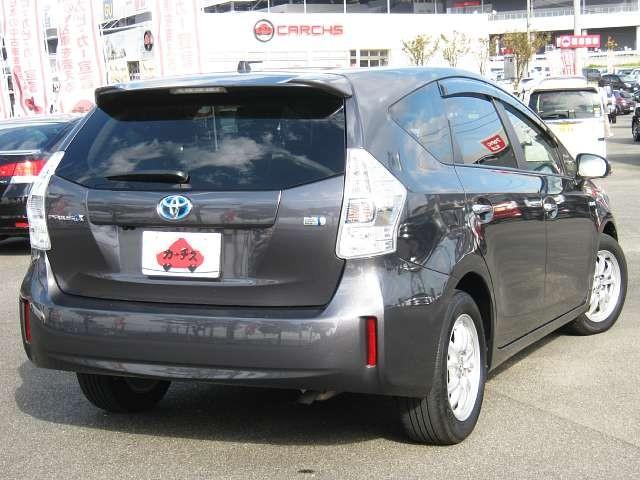 Used 2012 CVT Toyota Prius alpha DAA-ZVW41W Image[2]