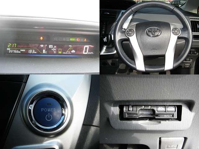 Used 2012 CVT Toyota Prius alpha DAA-ZVW41W Image[5]