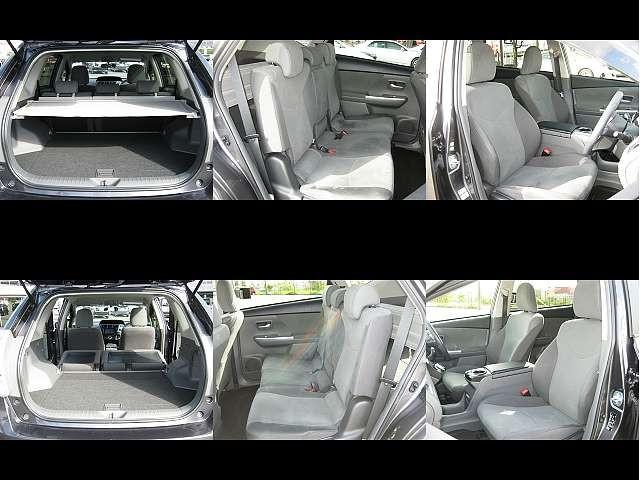 Used 2012 CVT Toyota Prius alpha DAA-ZVW41W Image[6]
