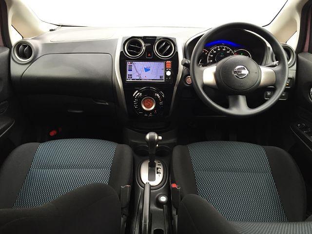 Used 2014 CVT Nissan Note DBA-E12 Image[1]