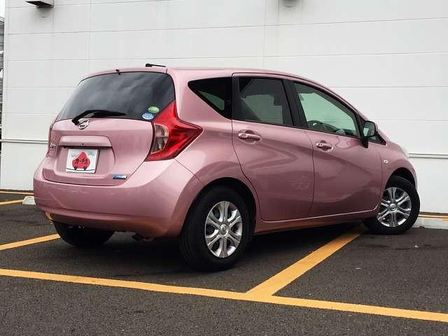 Used 2014 CVT Nissan Note DBA-E12 Image[2]