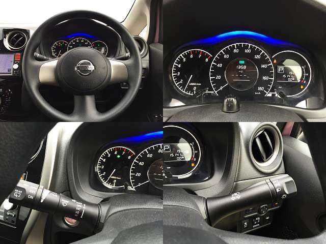 Used 2014 CVT Nissan Note DBA-E12 Image[4]